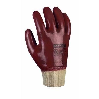 texxor PVC-Handschuhe vollbeschichtet