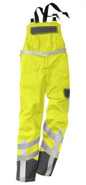 Kübler Latzhose Multinorm Safety X7-Dress Form 3780 warngelb/anthrazit