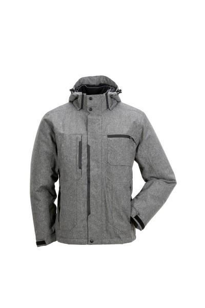 Planam Outdoor Winter Zero Jacke grau