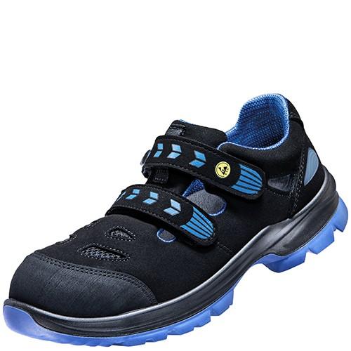 ATLAS SL 46 2.0 blue ESD S1 Sicherheitsschuhe Sandale