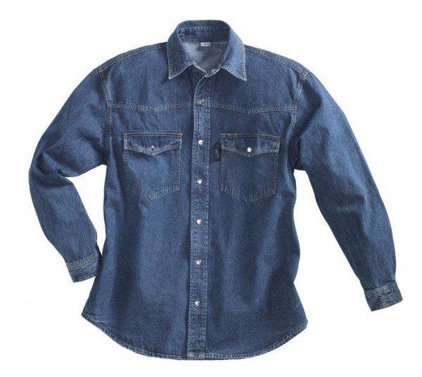 Pionier Jeans Hemd 1/1 Arm