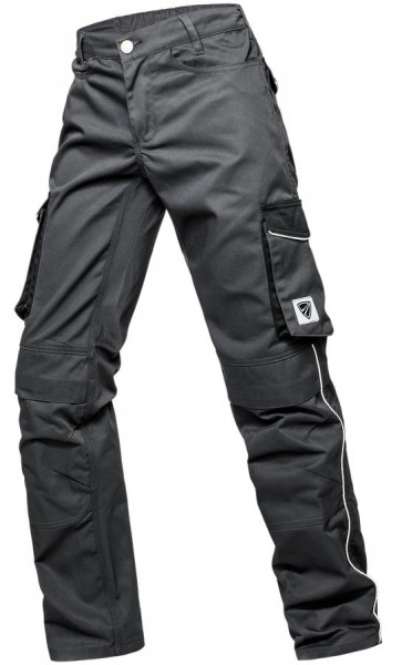 Shield Protect Cargo-Bundhose Bicolor grau