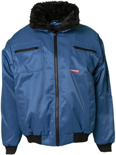 Planam Gletscher Comfort Jacke kornblau