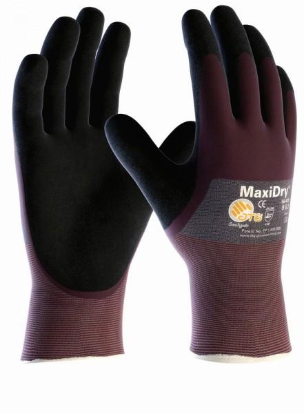 aTG MAXIDRY 3/4 beschichtet Nitril-Handschuhe