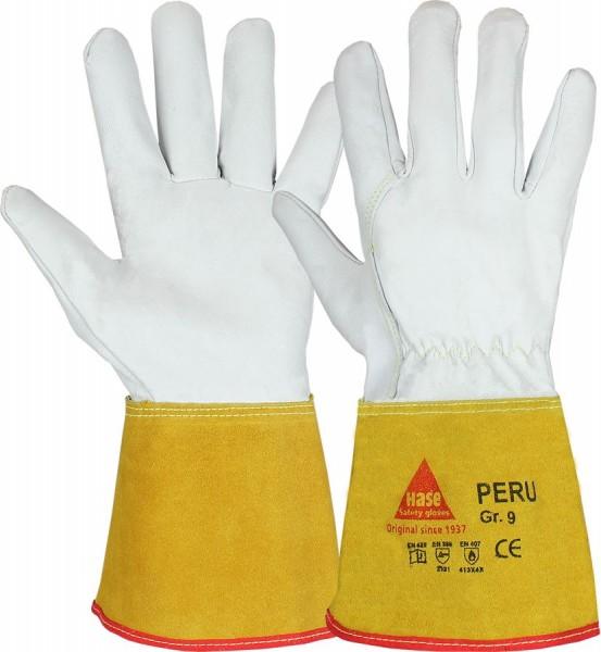 Hase Peru Schweißerhandschuhe