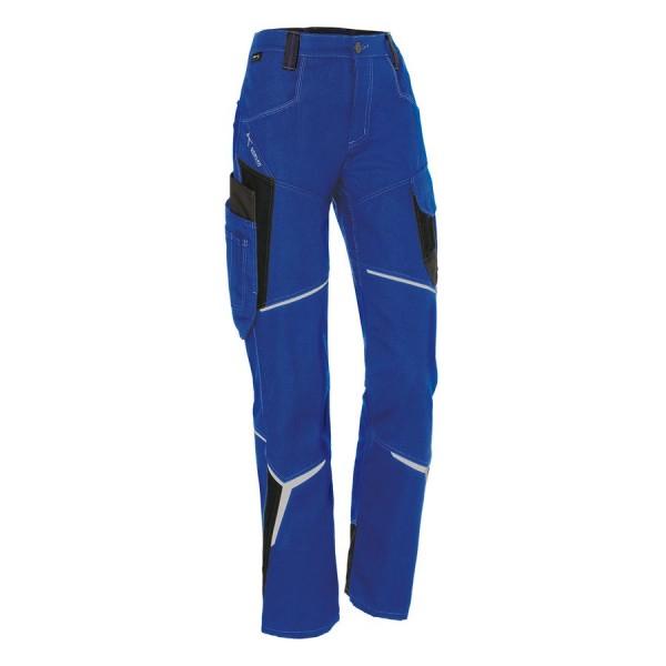Kübler Bodyforce Damenhose kornblau/schwarz