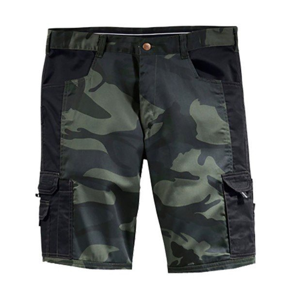 HD Concept Camouflage Arbeitsshort
