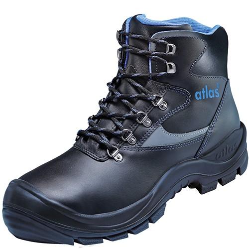 ATLAS ERGO-MED 500 ESD blueline S3 Sicherheitshochschuhe