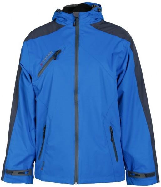 Planam Splash Jacke blau/grau