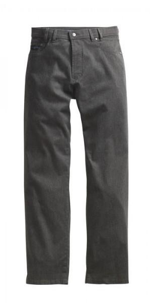 Pionier Gabardine Jeans Herren Stretch anthrazit