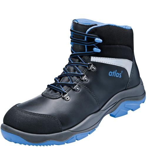 ATLAS BS 84 blue ESD Berufsschuhe Stiefel 02