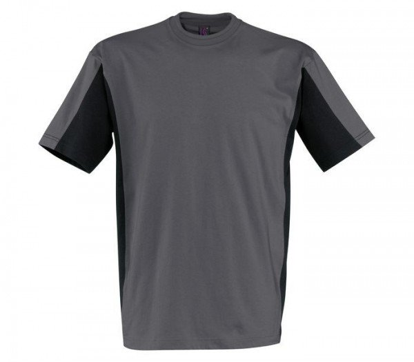 Kübler Shirt-Dress Shirt Form 5020 anthrazit/schwarz