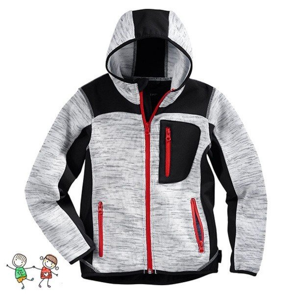 HD Concept Kinder-Strickjacke